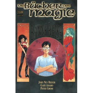 Die Bücher der Magie - Bannkreise (DC Vertigo Speed Comics)