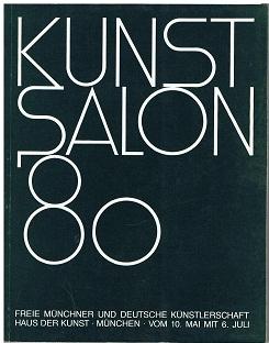 Kunstsalon 80 , Haus der Kunst München