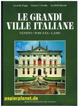 Le grandi ville italiane. Veneto, Toscana, Lazio