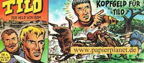 Bood, Charlie: Tilo der Held von Rom Piccolo Nr. 4 Piccolo-Comic