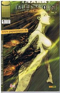 Darkminds Paperback (Vol. 2) Bd.1 Schatten der Vergangenheit (Dark Minds) (Panini Generation Comics)