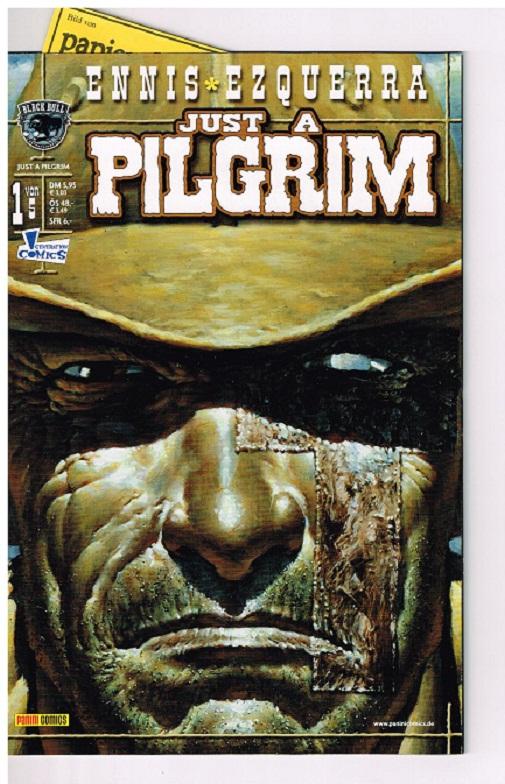 Just A Pilgrim Heft 1 von 5, Black Bull Panini Generation Comics, 2001,  Comic-Heft