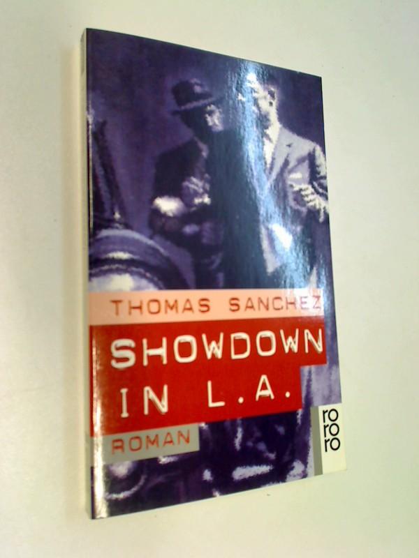 Showdown in L.A. : Roman. Rororo 13455 (3499134551), ERSTAUSGABE
