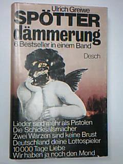 Spötterdämmerung : 6 Bestseller in 1 Bd. 342004741X [Zwischenblätter von Frauke Bergmann]