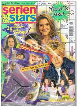 Serien & Stars 2000 Nr. 10 (komplett) (Das Rätselmagazin)