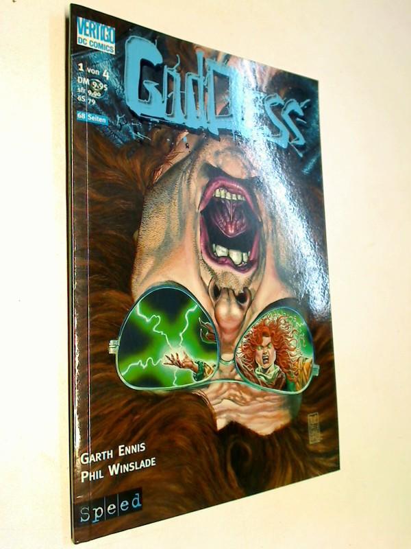 Goddess Bd. 1 von 4 , 1999 (Speed Vertigo DC Comics) Comic-Heft, ERSTAUSGABE