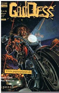Goddess Bd. 2 von 4 , 1999 (Speed Vertigo DC Comics) Comic-Heft
