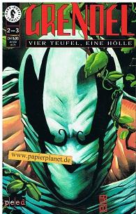 Grendel Bd. 2 von 3 Vier Teufel, eine Hölle (Speed Dark Horse Comics)