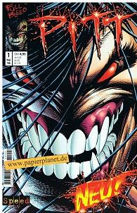 Pitt Heft 1, Mai 1998, (Speed Image Comics) Comic-Heft