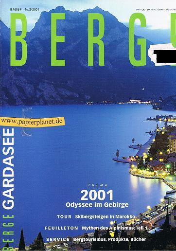 Berge Nr. 2 Gardasee   (Das internationale Magazin der Bergwelt)