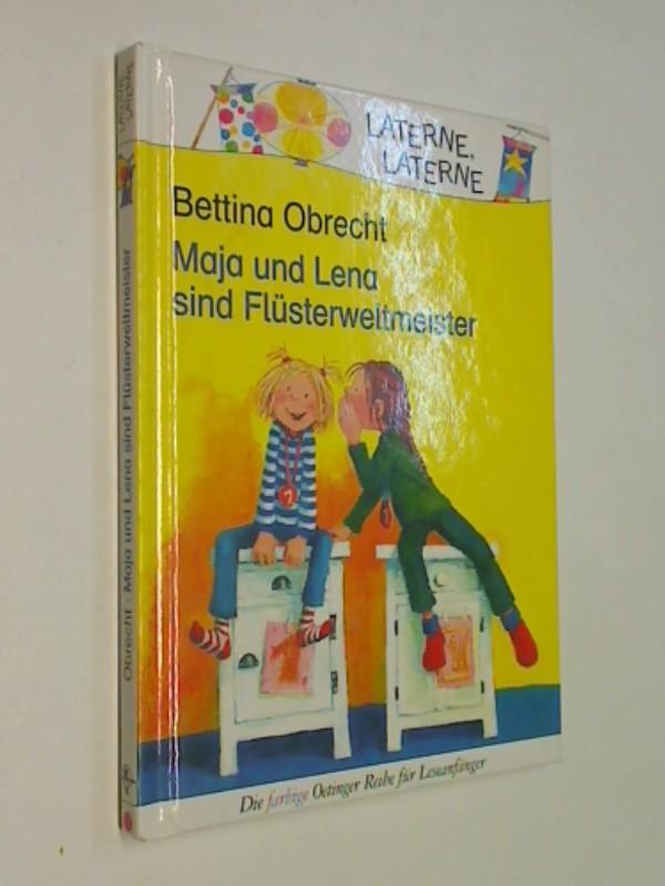 Maja und Lena sind Flüsterweltmeister 9783789111273