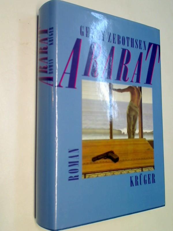 Ararat : Roman. 381052610X