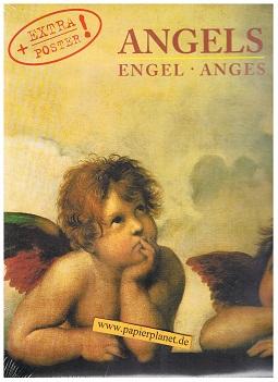 Engel Angels  Anges 2005. Kalender + Extra Poster,  Artwork Editions 9783897899957