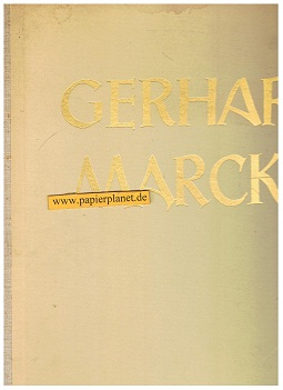 Marcks, Gerhard und Wolfgang Schöne: 24 ( Vierungzwanzig  ) Zeichnungen. Originalgetreue Lichtdruck-Wiedergaben mit e. Einf. von Wolfgang Schöne