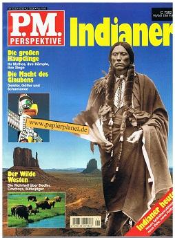 P. M. Perspektive Indianer ( P M )