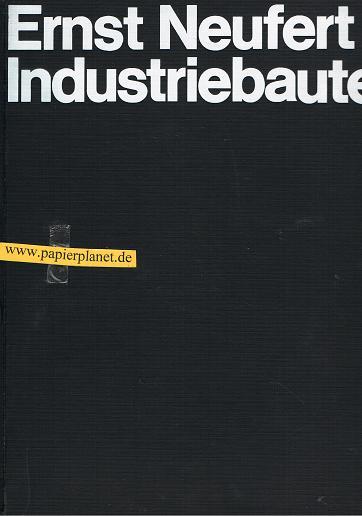 Industriebauten. Hrsg., bearb. u. dargest. von Joachim P. Heymann-Berg u. a. ; 3762504997