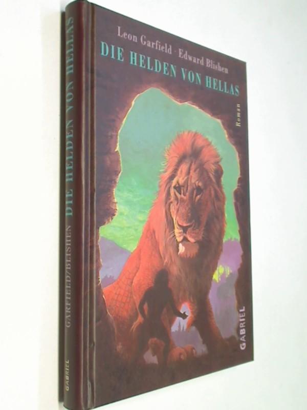Garfield, Leon und Edward Blishen: Die Helden von Hellas. = The Golden Shadow ( Ab 13 J.) ; 9783707265996 (Herakles)
