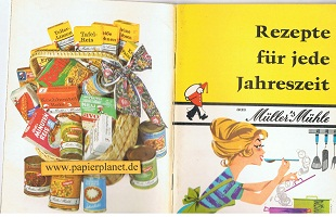 Rezepte für jede Jahreszeit aus Müller