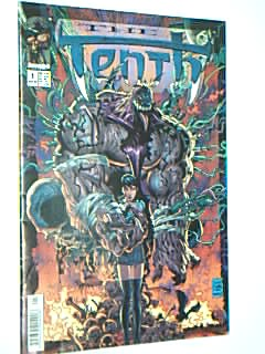 DANIEL, TONY: The Tenth Band 1, ERSTAUSGABE  April 1998, Image Infinity Comics,  Comic-Heft