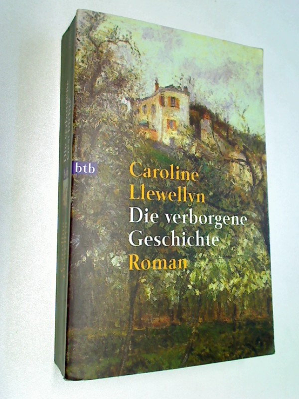 Die verborgene Geschichte : Kriminalroman. = Life Blood, Goldmann 72003 btb