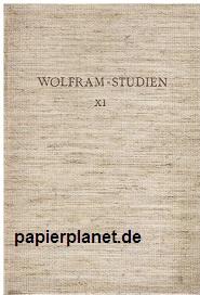 Heinzle, Joachim [Hrsg.]: Chansons de geste in Deutschland : Schweinfurter Kolloquium 1988. Wolfram-Studien 11 Veröffentlichungen der Wolfram-von-Eschenbach-Gesellschaft ; 3503030069 hrsg. von Joachim Heinzle ...,