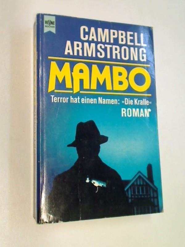 Mambo : Thriller Heyne Nr. 8205 ; 3453046072,  ERSTAUSGABE 1991