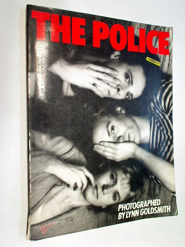 The Police. Photographed by ; 0091524016