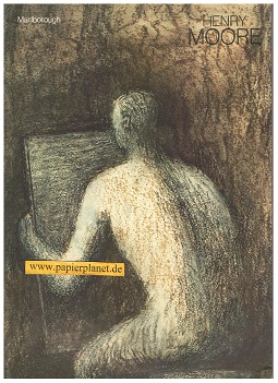 Henry Moore: Drawings 1979-1983 from the Henry Moore Foundation : 5 September-19 October 1984  ; 0900955228