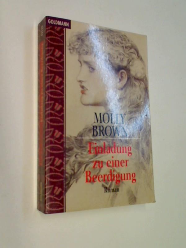 Einladung zu einer Beerdigung : Kriminalroman. Goldmann 43520 ; 344243520X Aus dem Engl. von Caroline Einhäupl und Barbara Schmitz-Burckhardt, Dt. Erstausg.