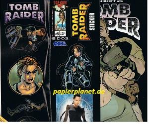 Lara Croft als Tomb Raider 6,  25.4.2002, MG Top Cow Image Comics.  Comic-Heft,