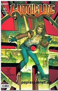 Wohl, David: Witchblade Neue Serie 23 ,  Dez 2003, Infinity Top Cow Image Comics.  Comic-Heft ; 393602958x