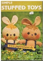 Ondori Simple Stuffed Toys ; 0870403982