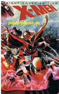 X-Men 100 Variant-Cover-Edition A, lim. auf 222 Ex., Panini Marvel Comics, Comic-Heft