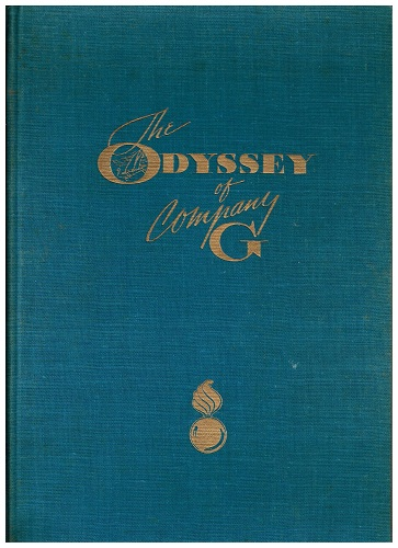 The Odyssey Of Company G...3161st Ordnance Base Artillery And Fire Control Maintenance Company..A Unit of the 611th O.B.A.M.Battalion