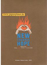 New Crowned Hope Festival Wien Vienna 24.11 - 13.12 2006 Wiener Mozartjahr 2006