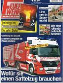 Feuerwehr Magazin 2005 Heft 7 , FW Losheim