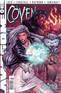 Loeb, Jeph, Ian Churchill und Norm Rapmund: The Coven 5 Etwas Wildes , Presseausgabe , 1998, Splitter Comic-Heft