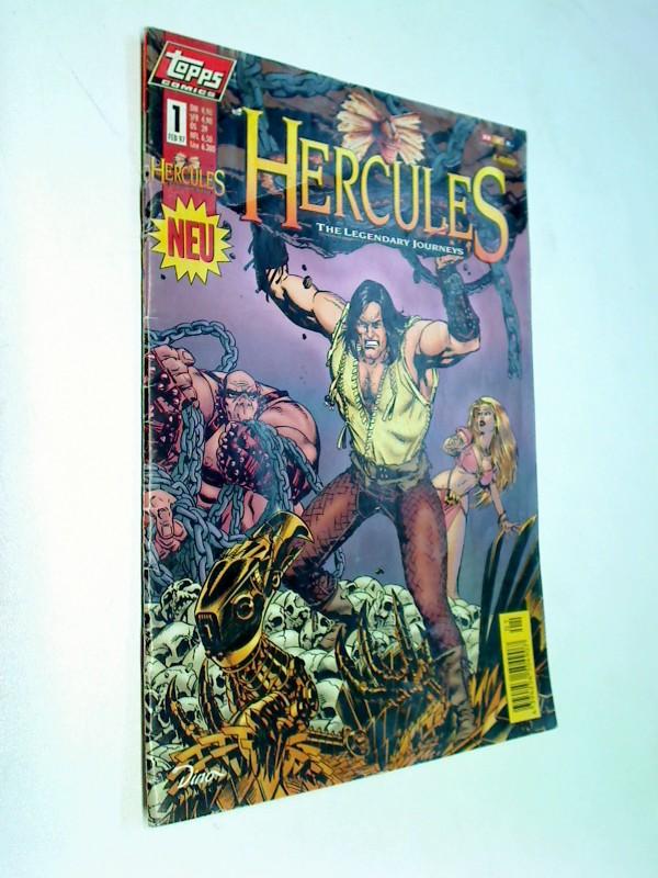 Hercules Heft 1 , Feb 1997, The Lengendary Journeys, Dino topps Comics, Comic-Heft, ERSTAUSGABE