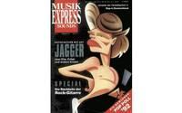 Musik Express / Sounds 1993 Heft 2 Mick Jagger  Rap in Deutschland  Leonhard Cohen  Sumner Redstone , musikexpress
