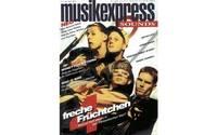 Musik Express / Sounds 1993 Heft 5 Metallica  Chris Isaak  Terence Trent D