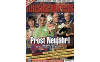 Musik Express / Sounds 1997 Heft 1 Smudo  Keith Flint  Prodigy  Neneh Cherry  Beck , musikexpress
