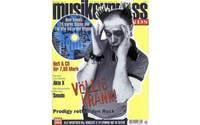 Musik Express / Sounds 1997 Heft 5  Prodigy  Smudo  Fantastischen 4  Akte X  , musikexpress