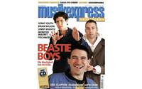 Musik Express / Sounds 1998 Heft 7 Smashing Pumpkins  Eagle-Eye Cherry  Notwist  Hooverphonic  Beastie Boys  Rammstein , musikexpress