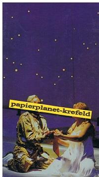 Otello Oper in vier Akten von Giuseppe Verdi Theater Krefeld Mönchengladbach. Spielzeit 1995/96