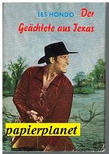Hondo, Les: Der Geächtete aus Texas : Westernroman., = The gun is my brother