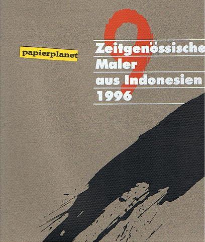 9 Zeitgenössische Maler aus Indonesien 1996 ; 3926779470