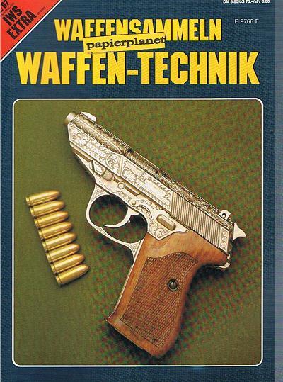 Waffensammeln Waffen-Technick 1987 Heft 2, (Waffenzeitschrift)