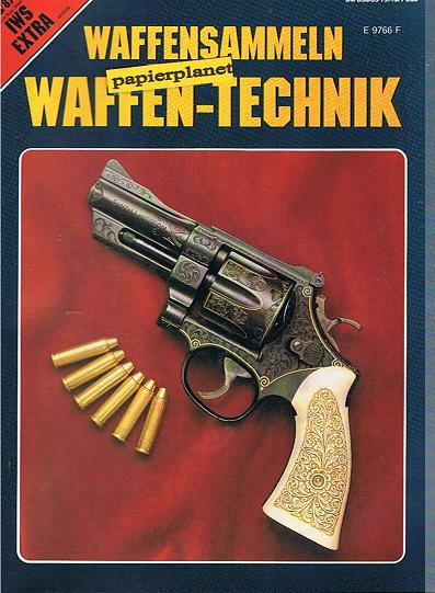 Waffensammeln Waffen-Technick 1987 Heft 3, (Waffenzeitschrift)