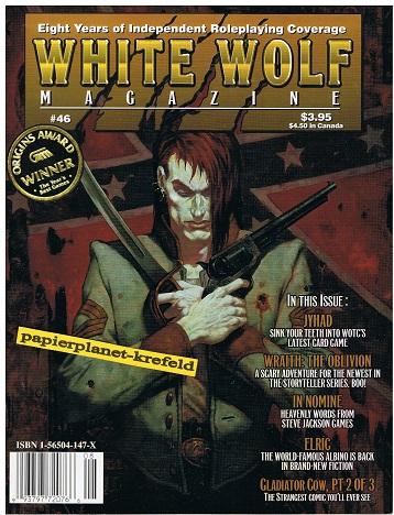 White Wolf Magazine No. 46