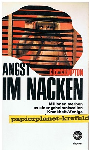 Angst im Nacken. Shocker 36 = The quality of mercy Guy Compton.